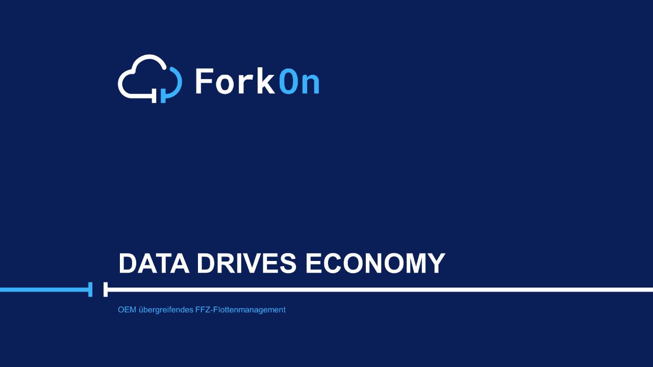ForkOn PowerPoint Präsentation