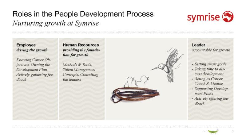 Symrise PowerPoint Präsentation